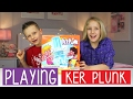 Unboxing and Playing KerPlunk | Unboxing and Kids Review