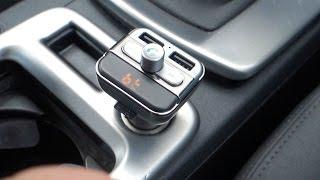 iFun4U автомобіля Bluetooth fm-передавач (модель: ВТ20) - погано розроблена шматок лайна