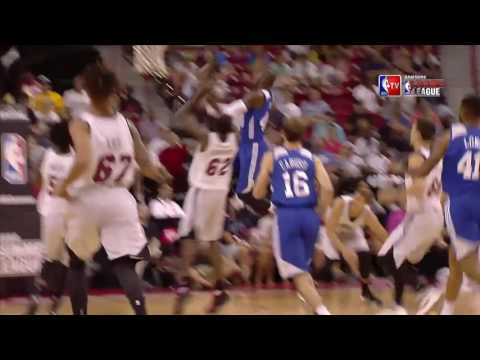 Philadelphia 76ers vs Miami Heat | July 15, 2016 | NBA Las Vegas Summer League 2016