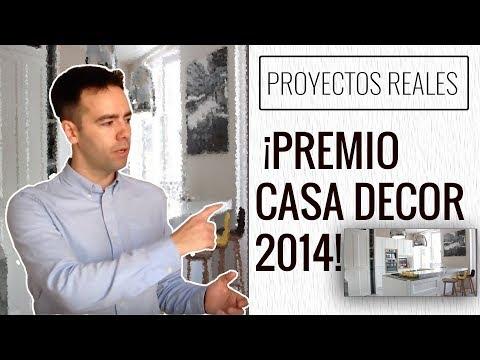 Cocina blanca chulisima cocina premiada casa decor - Linea 3 cocinas ...