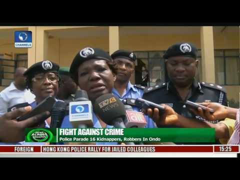 News Across Nigeria: Akwa Ibom Police Launch New Strategy To Fight Crime