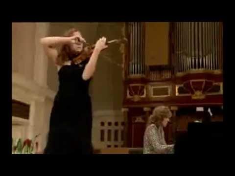 Wieniawski Faust Fantasy/Marianna Vasileva, Alina Komarkova