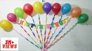 Best Birthday decorations