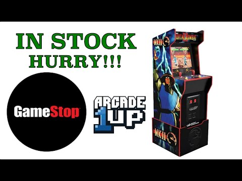 Midway Legacy Cabinet Arcade1Up | BACK IN STOCK!!!! from Original Console Gamer