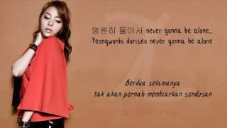 Ailee- Heaven [ Han+Rom+Indo Sub] Lyrics