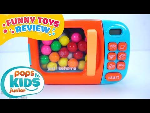 Những Viên Bi Đầy Màu Sắc Cùng Xe Ô Tô Siêu Xịn | Toys Review & Learn Color For Kids