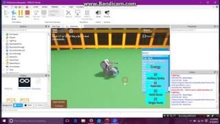 ROBLOX: Scriptdex Menu Showcase