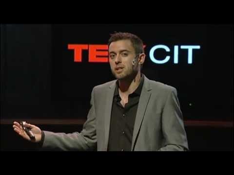 Creative Changes in Storytelling ...: Will Sliney at TEDxCIT