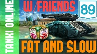 Tanki Online LP #89 / LP WITH FRIENDS