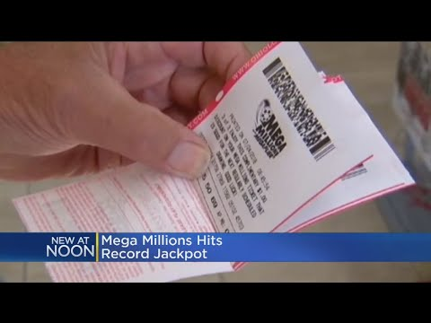 MEGA Millions Reaches All-Time High Jackpot Ahead Of Tonight's Drawing