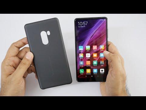 Xiaomi Mi Mix 2 Review Videos