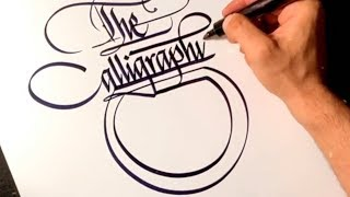 The Calligraphy Hub (Best Modern Calligraphy Compilation)