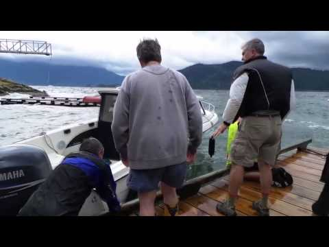 Gambier Island Storm of August 29, 2015