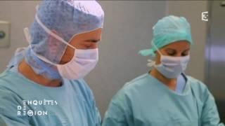 """Enquêtes de région - """"Da Vinci"""" le robot chirurgien"""