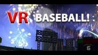 HTC Vive | VR Baseball World Record (Pro)
