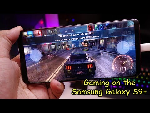 Samsung Galaxy S9 Plus gaming review (Exynos 9810)