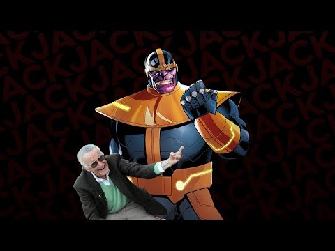The Official Podcast #78: Stan Lee and the Naked Thanos