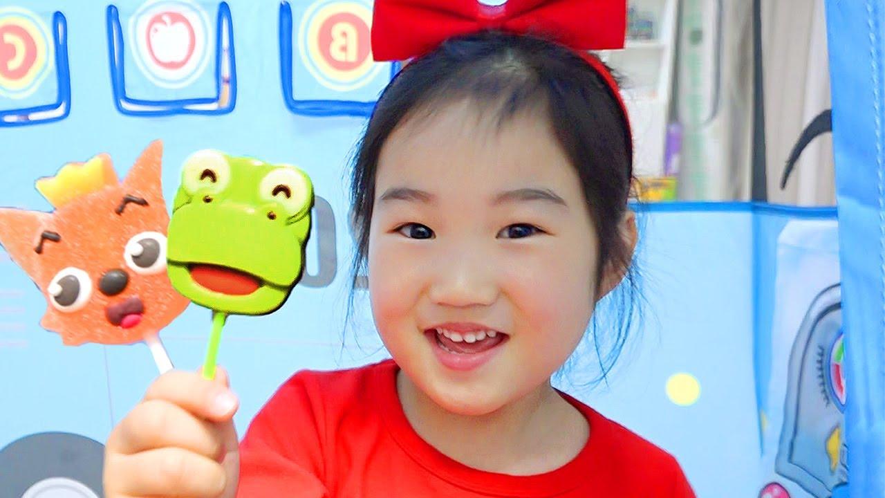 Download Boram Koleksi cerita-cerita pendidikan baru untuk anak-anak