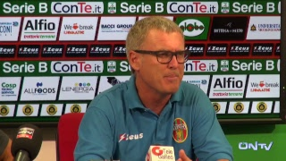 ONTV LIVE: Conferenza Sandro Pochesci pre TERNANA U-CESENA thumbnail