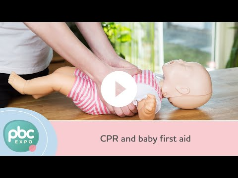 CPR and baby first aid