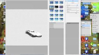 "Mnths: ""photoshop Project"" Tutorial 1 Pt 2"