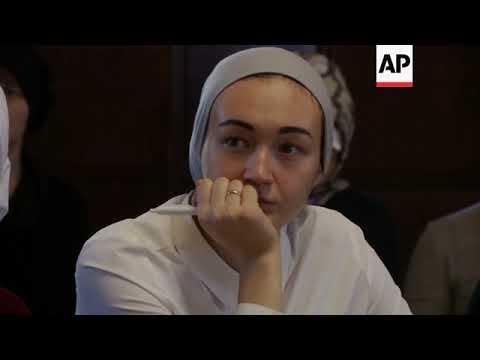Russian muslim girls