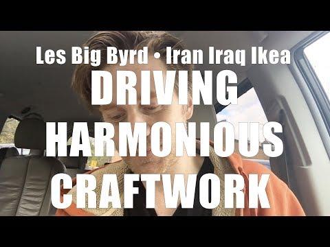 Les Big Byrd • Iran Iraq Ikea - Sweaty Record Review #16 Mp3
