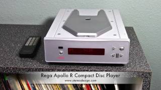 Stereo Design Rega Apollo R Compact Disc Player in HD