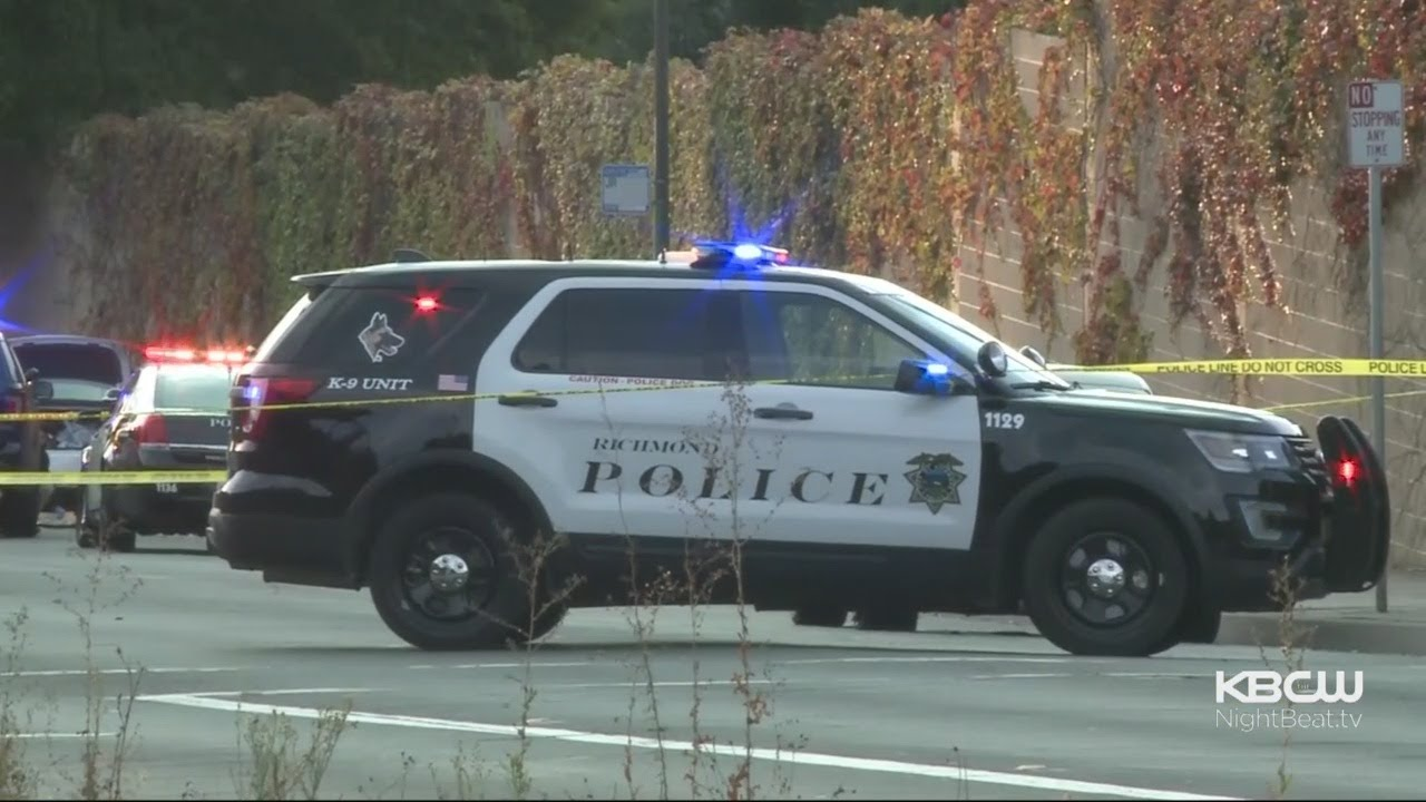 Police Chase Ends In Fatal Shooting Of Armed Robbery Suspect In Richmond