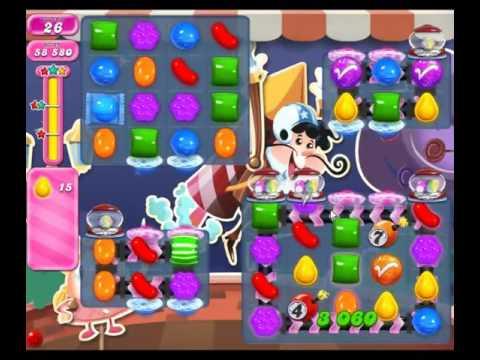 Candy Crush Saga Level 2181 - NO BOOSTERS