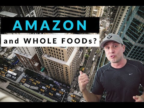 Merch By Amazon | Daily Merch Drive: Amazon Buying Whole Foods, Selling Licensed Merch...