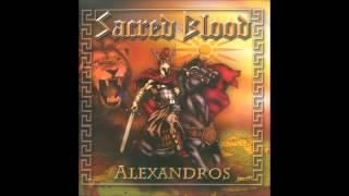 Sacred Blood - The Battle of the Granicus (Persian in throes)