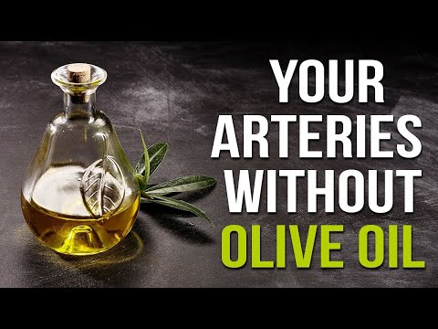 [Shocking Science Experiment] Your Arteries With & Without Olive Oil