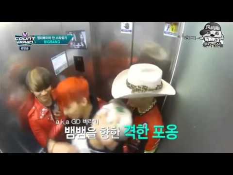 150702 JR & BamBam (GOT7) - BIGBANG @ MCD Sub Spañol