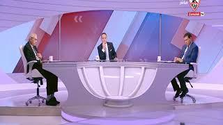 هاتفياً - خالد الغندور: شيكابالا سجل