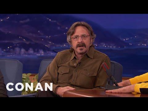 Marc Maron Hates Binge Watching  - CONAN on TBS