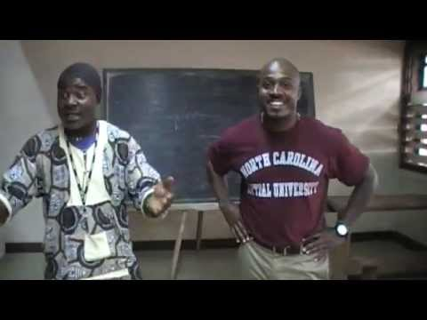 My trip to Cameroon: Speaking at The University of Yaounde I Part 2