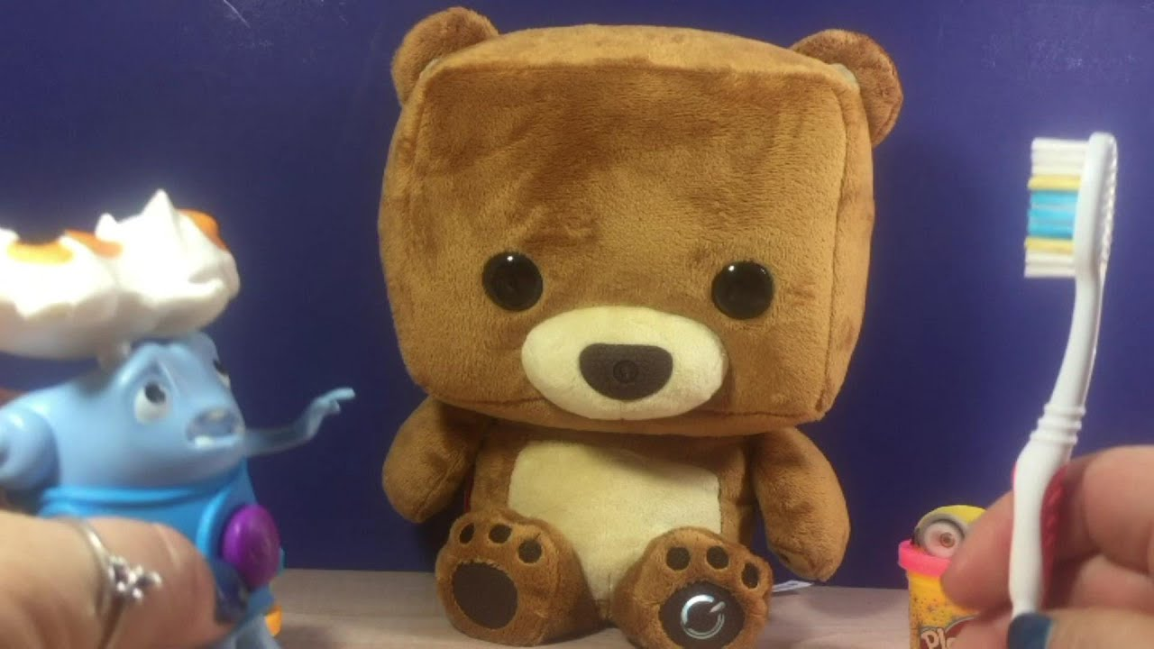 Smart Toy Bear Fisher Price What A Great Friend To Have