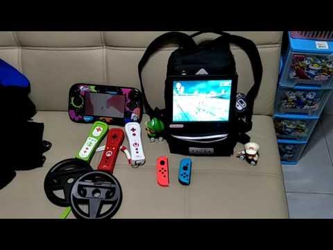 Nintendo Switch Big Screen Travel Bag