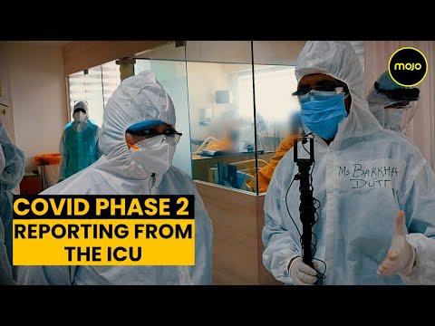 Inside a COVID ICU l Barkha Dutt | Second Wave | India