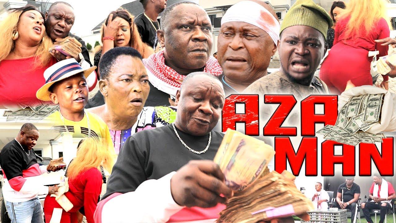 Download AZA MAN [PART 1] - LATEST BENIN MOVIES 2020
