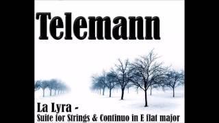 "Telemann ""La Lyra"" Camerata Romana"