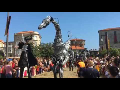 Pontevedra vibra coa Feira Franca