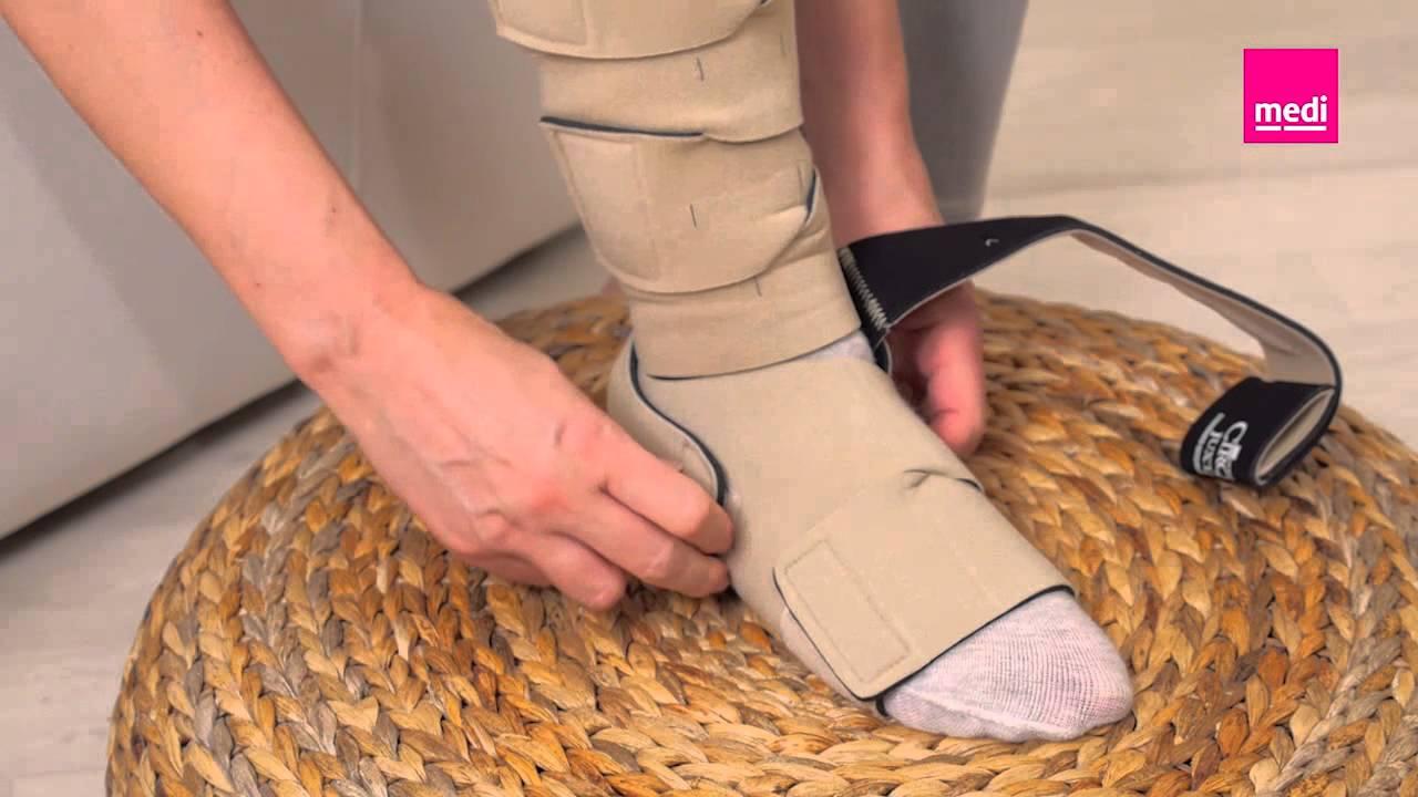 e5de1181fec0ff Full Leg Compression Wraps For Lymphedema — BrightLife Direct