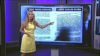 ¿Plagió Sánchez su tesis doctoral?