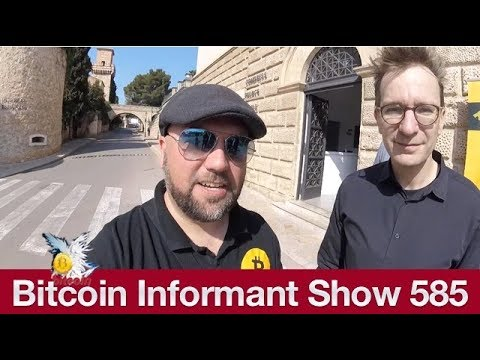 #585 Investment Punk Gerald Hörhan - Bitcoin als Währung Bullsh*t als Register sinnvoll