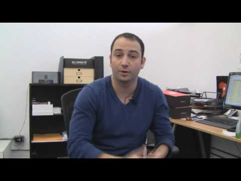 Interview with Tal Dehtiar from Oliberte - Oakville.com - YouTube