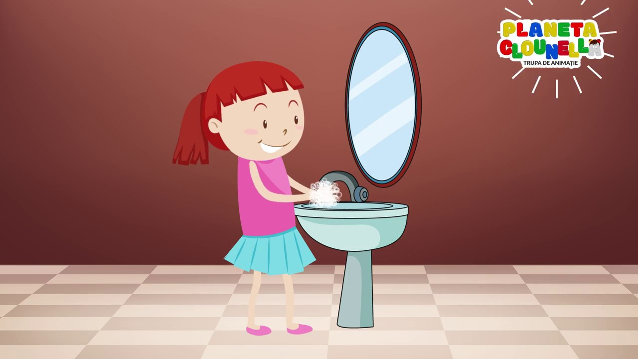igiena vederii copiilor)
