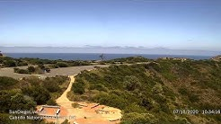 San Diego Web Cam | Cabrillo National Monument (W)