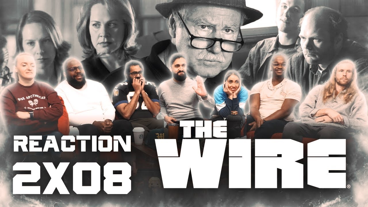 Download The Wire - 2x8 Duck and Cover - Reaction